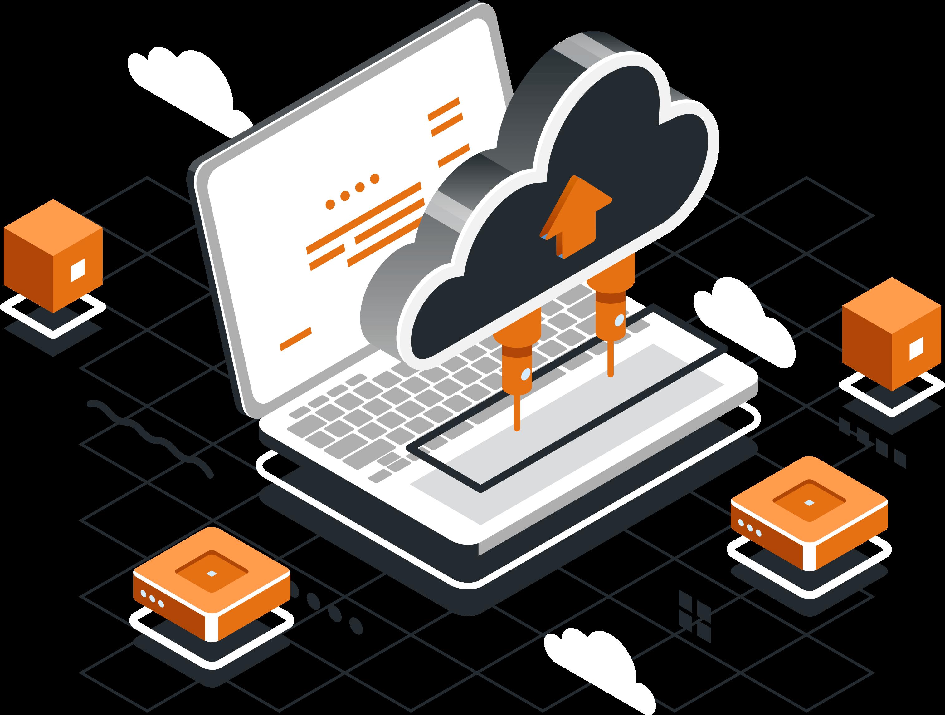 Cloud Hosting PixelMechanics